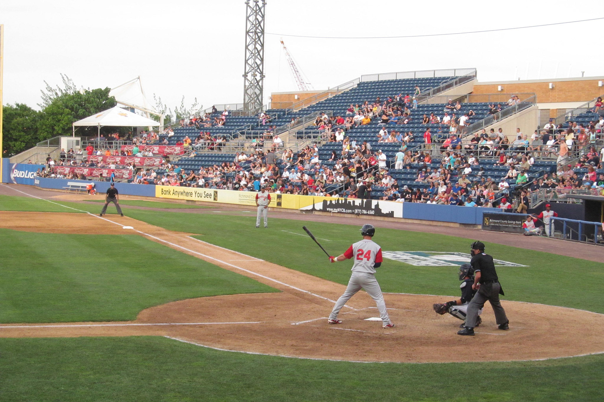 Brooklyn Cyclones vs. Williamsport Crosscutters