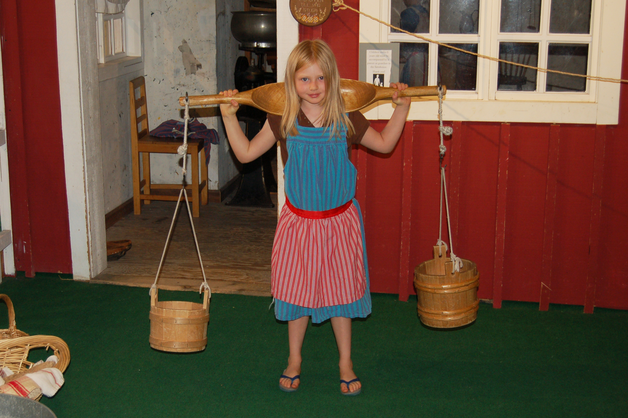 Children's Museum of Immigration at the Swedish American Museum