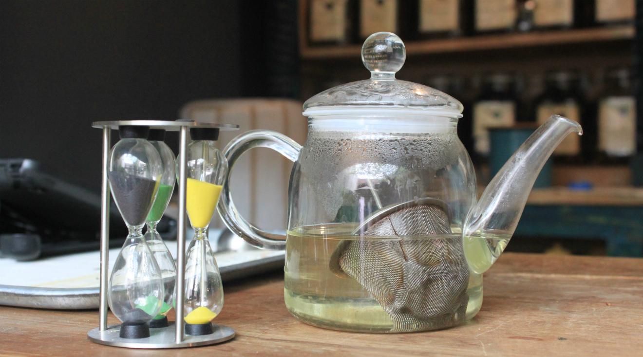 Néctar casa de té