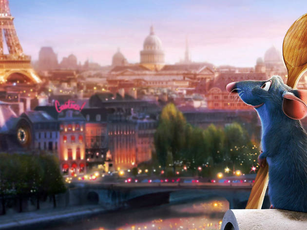 Ratatouille (Brad Bird, Jan Pinkava; 2007)