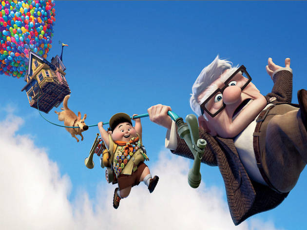Up (Pete Docter, Bob Peterson; 2009)