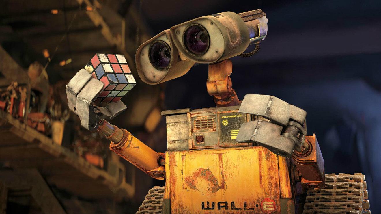 Wall-E (Andrew Stanton; 2001)