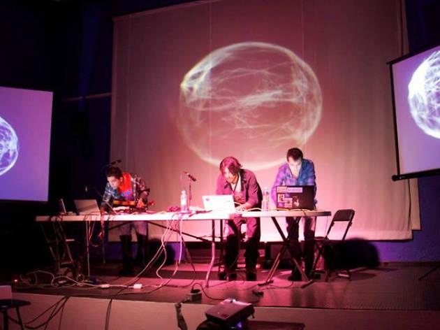 Música del mundo: Rorschach_3.0. Spanglitch