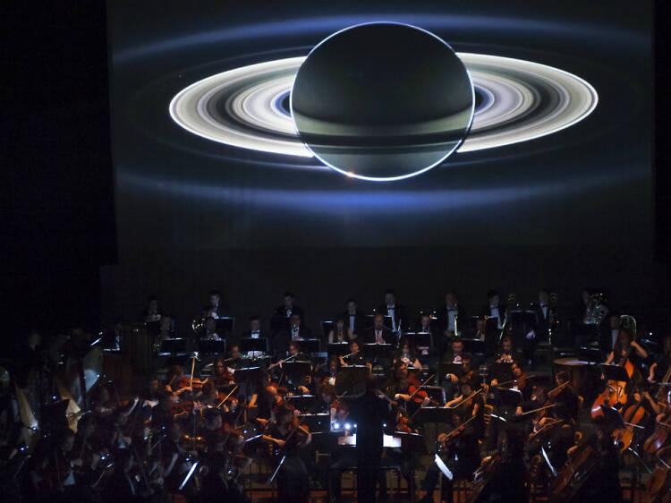 Orquestas: Los planetas