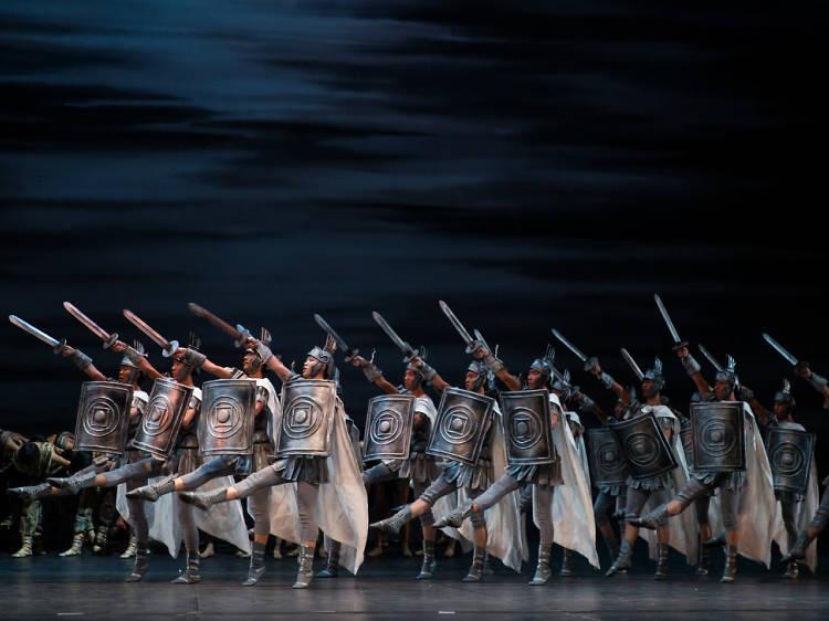 Danza: Espartaco