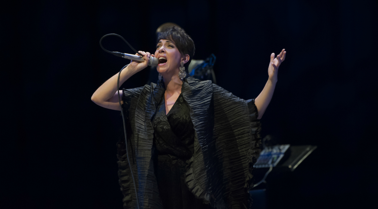 Música del mundo: Teresa Salgueiro