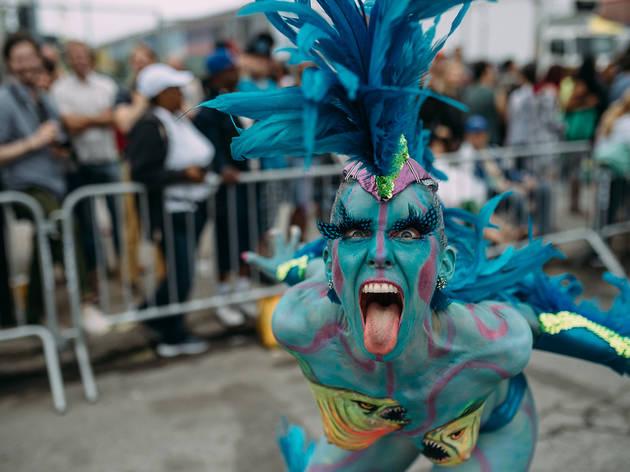 Coney Island Mermaid Parade 2015