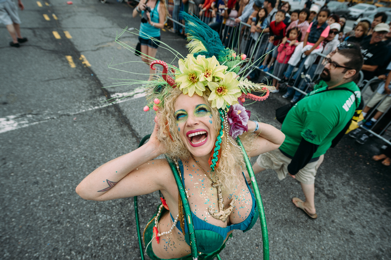 Coney Island Mermaid Parade 2015
