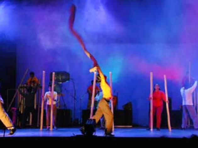Teatro: Kimba Fá: La ciudad suena