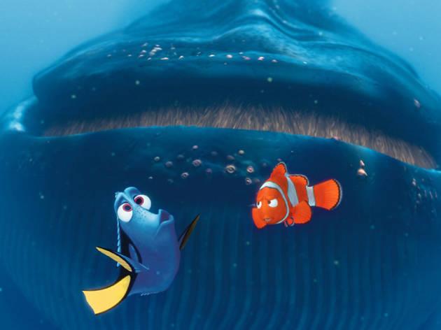 Buscando a Nemo (Andrew Stanton, Lee Unkrich; 2003)