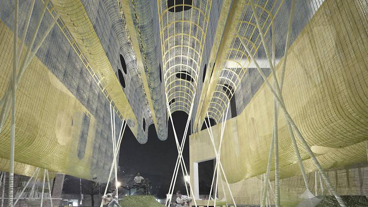 """지붕감각 SoA (""""Roof Sentiment"""" courtesy of the artists and MMCA Seoul)"""