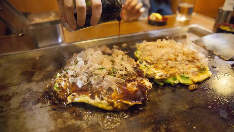 Okonomiyaki | Time Out Tokyo