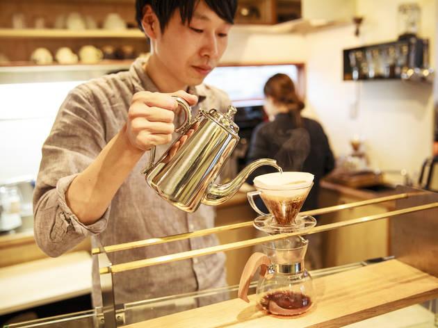 Moto Coffee, Osaka | Time Out Tokyo