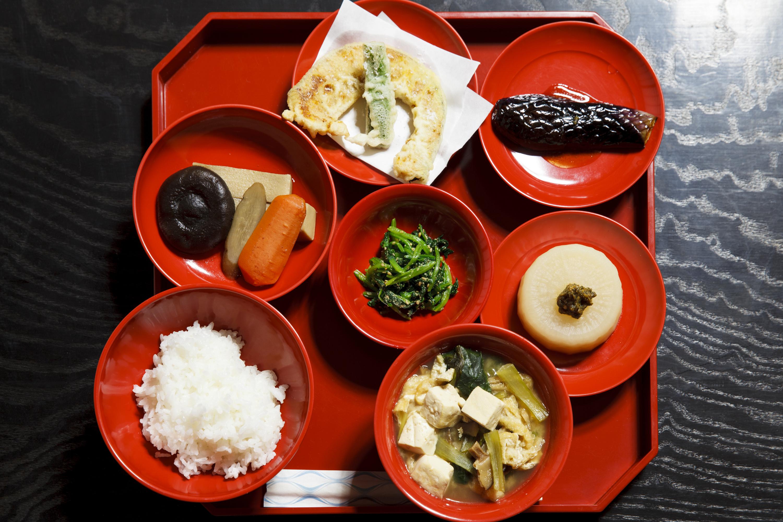 Shojin Ryori | Time Out Tokyo