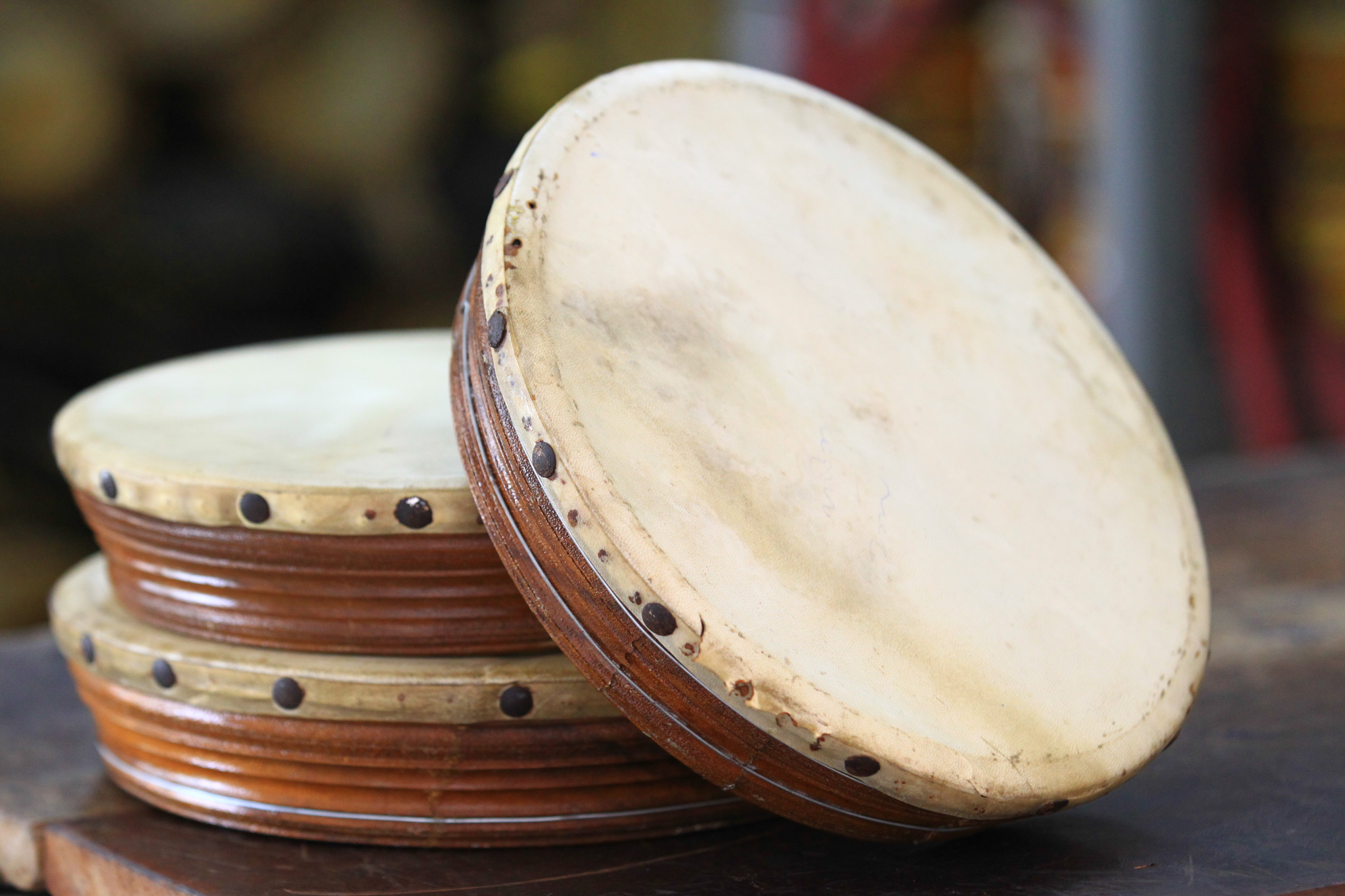 Traditional Sri Lankan musical instruments