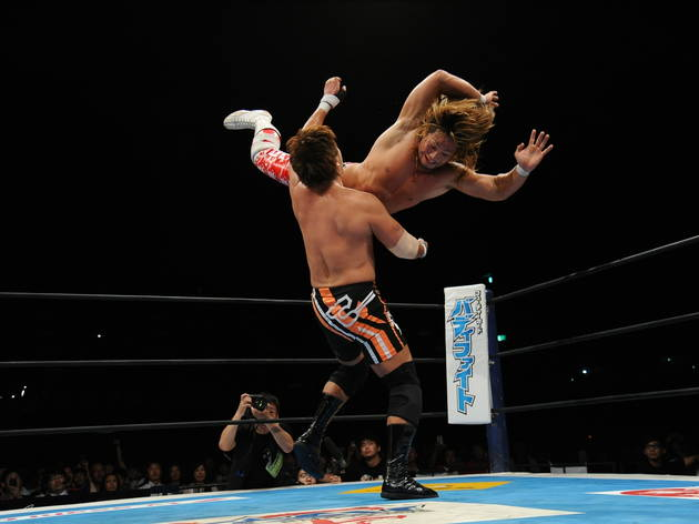 The world of Japanese pro wrestling | Time Out Tokyo