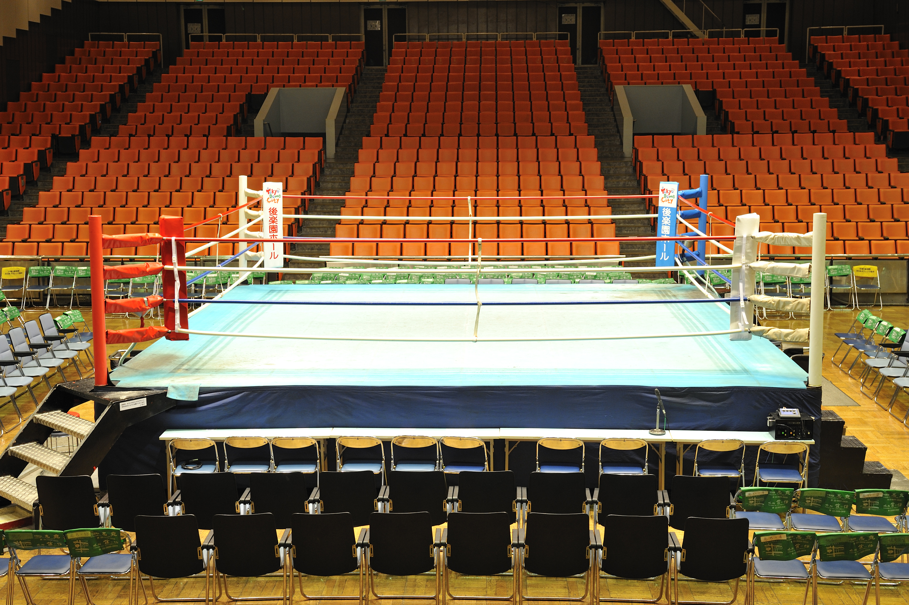 The World Of Japanese Pro Wrestling Time Out Tokyo