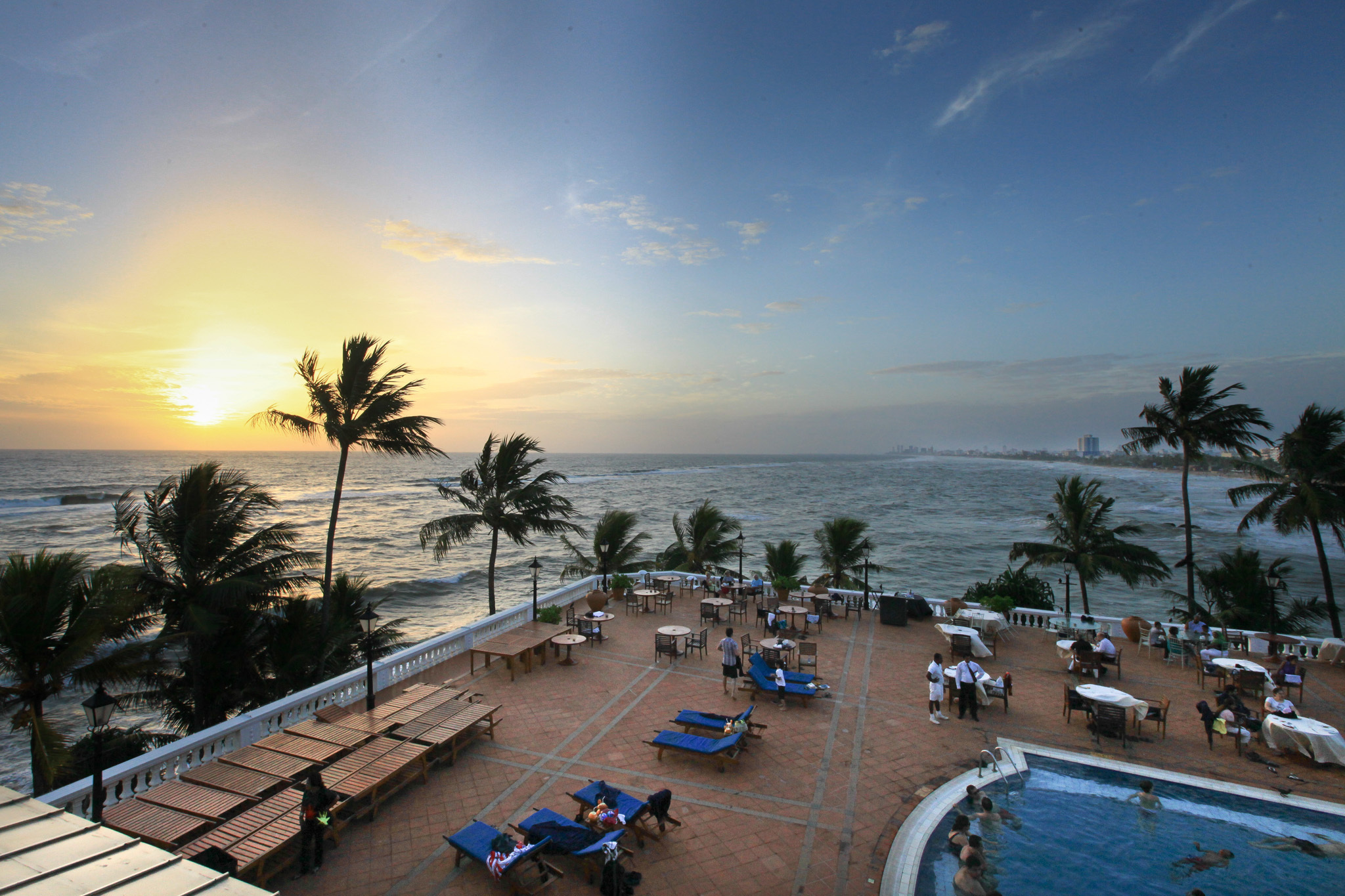 Recommended swimming pools in Sri lanka