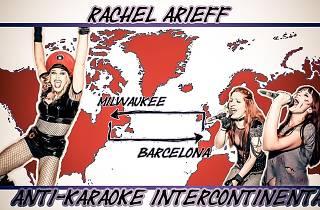 Anti-karaoke intercontinental