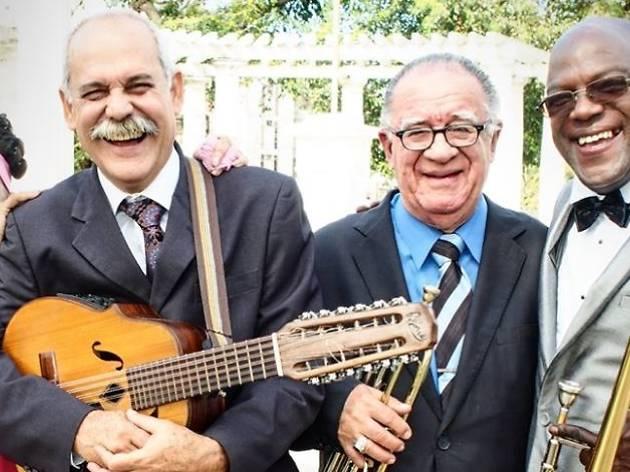 Orquesta Buenavista Social Club