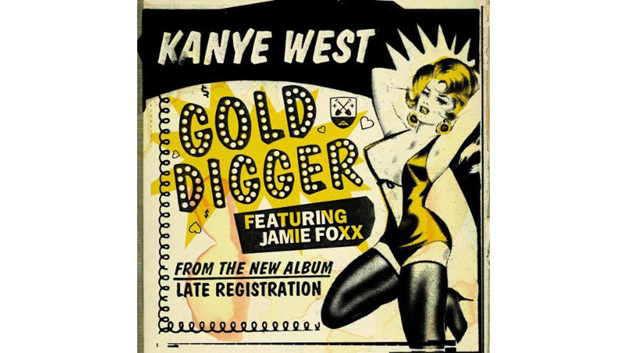 Kanye West – Gold Digger