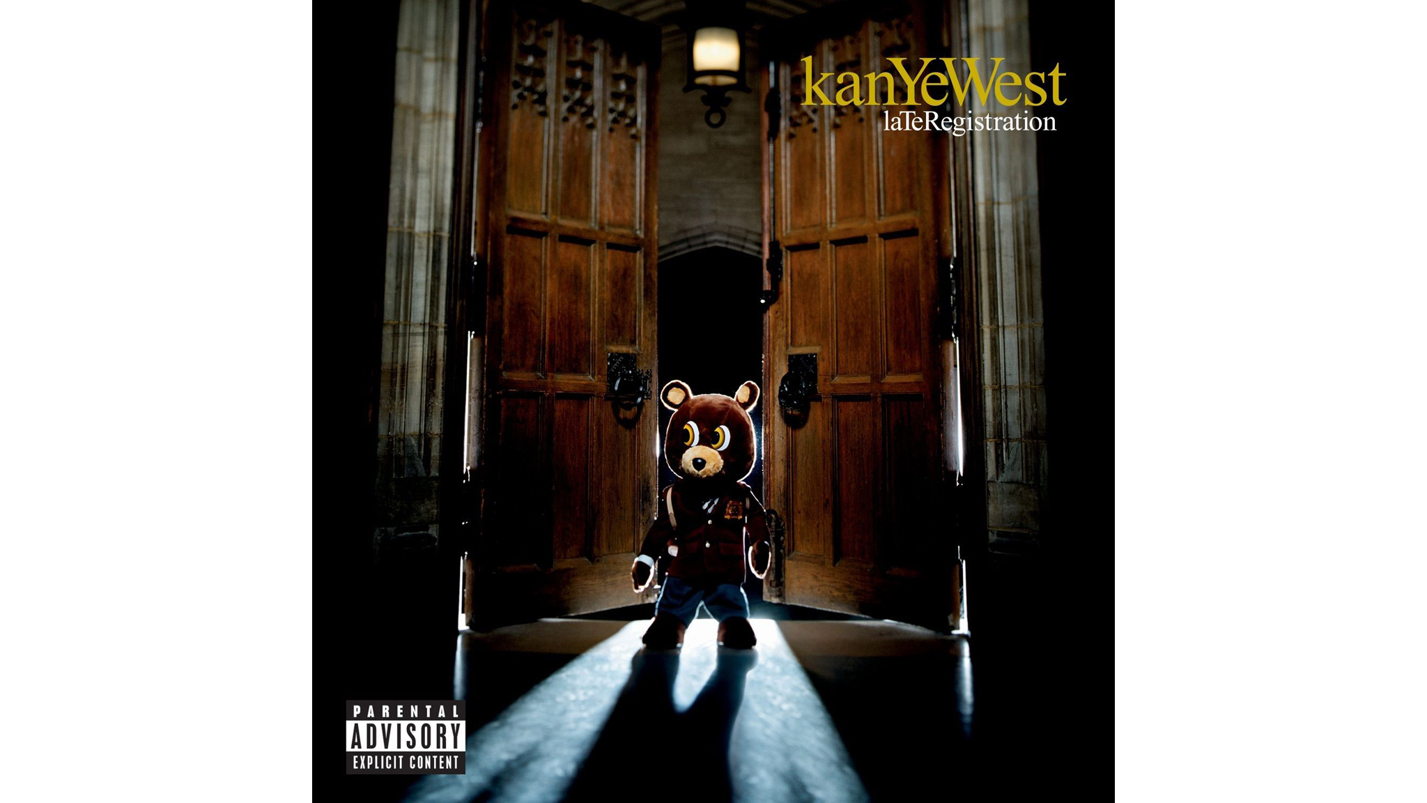 Kanye-West – Late Registration