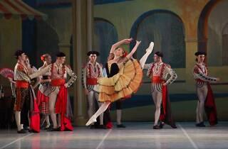 Ballet de Moscú 'Don Quijote'