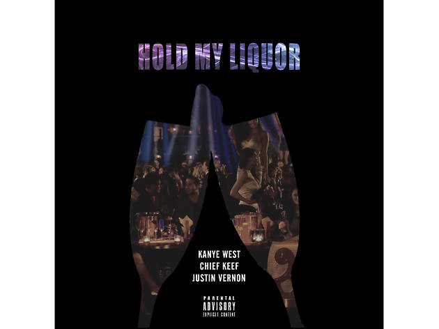 Kanye West – Hold My Liquor
