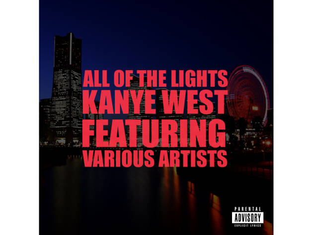 Kanye West - All of the Lights