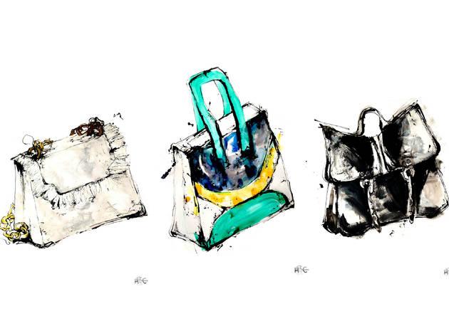 Bag Ladies Auction