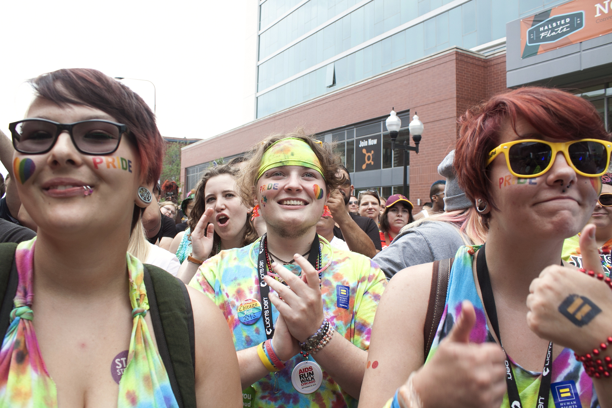 Photos from Chicago Pride Fest