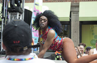Chicago celebrates a month of gay pride with all its colors, June 21, 2015.