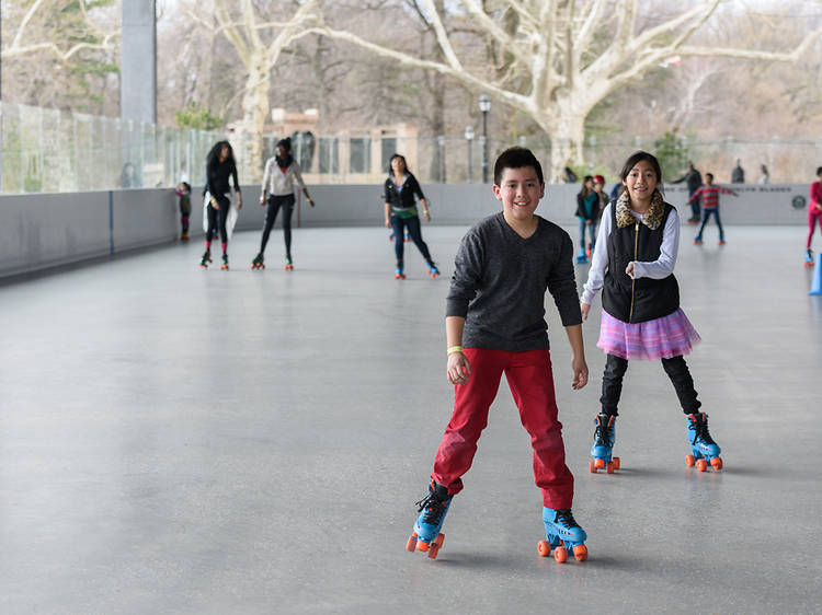 Hit these roller rinks in NYC