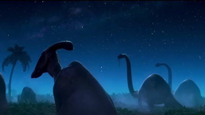 Watch a dino-themed family film