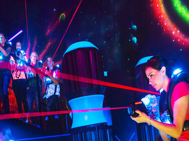 Best Laser Tag Nyc And The Surrounding Areas Offer