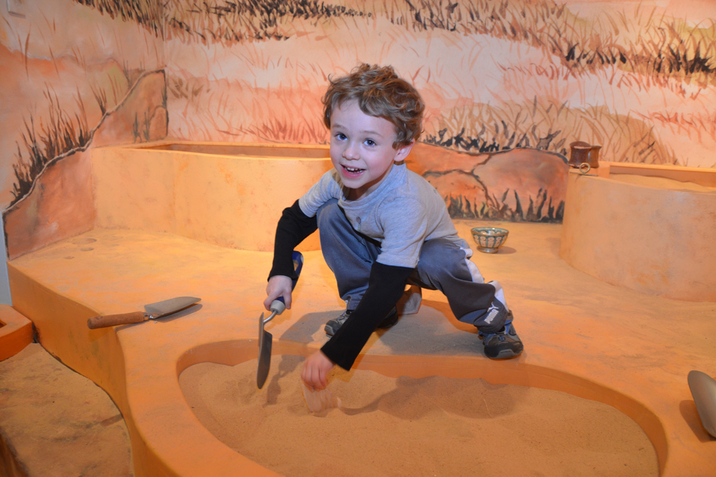 Permanent exhibits for kids at NYC museums