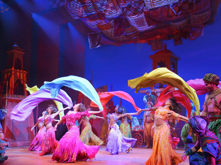 The best theater for kids in New York City