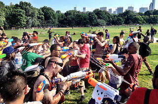 (Photograph: Courtesy Waterfight NYC)