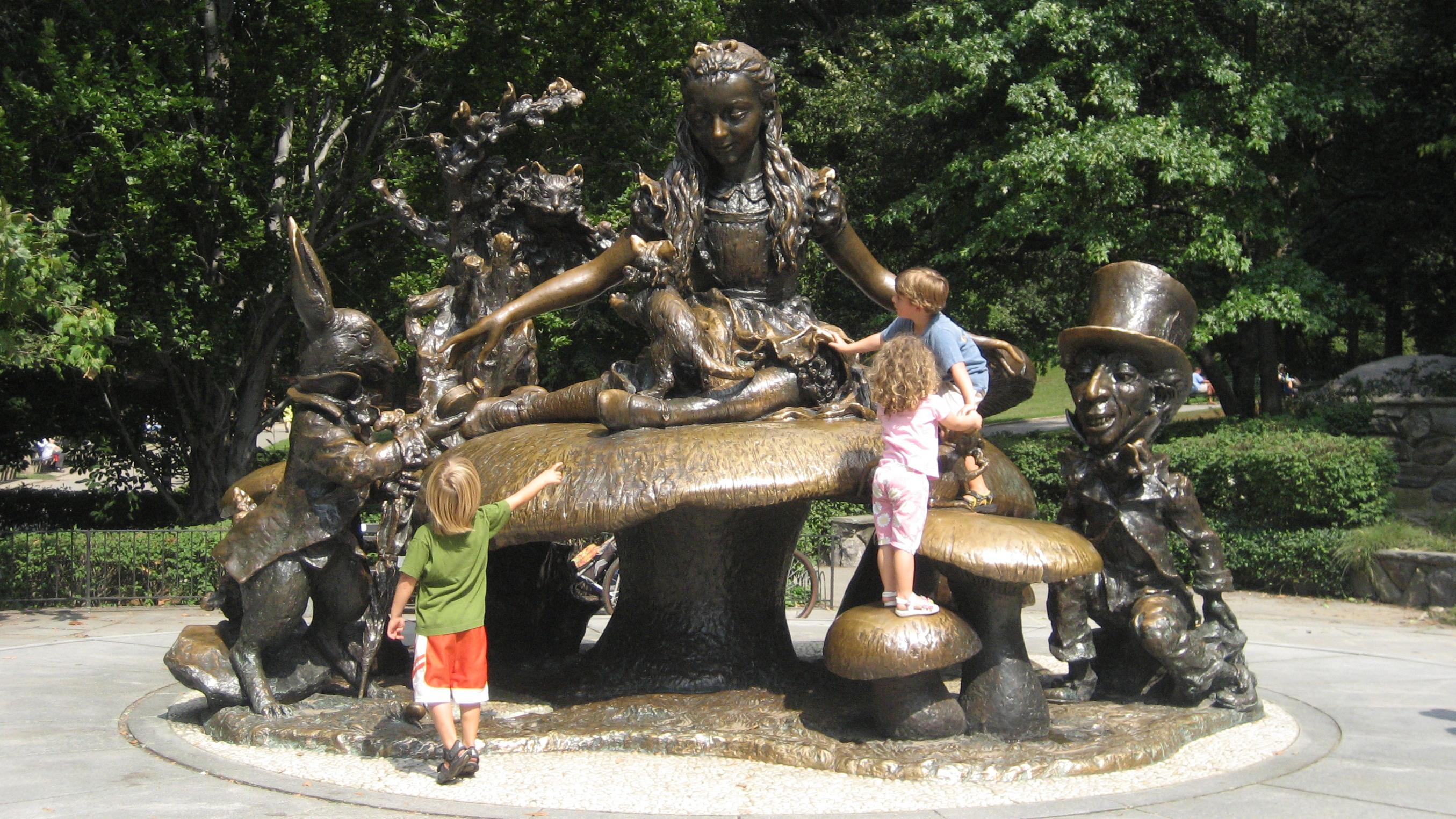 Explore free public art