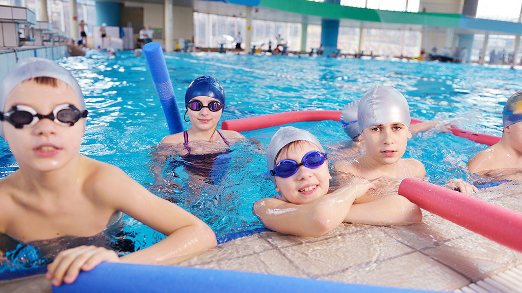 Swimming lessons at Imagine Swimming