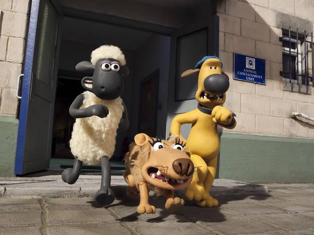 Shaun the Sheep Screening