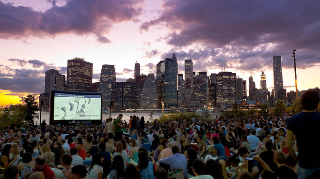 Summer activities for kids in New York City