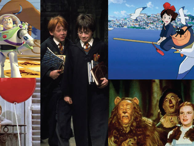 The 50 best kids movies