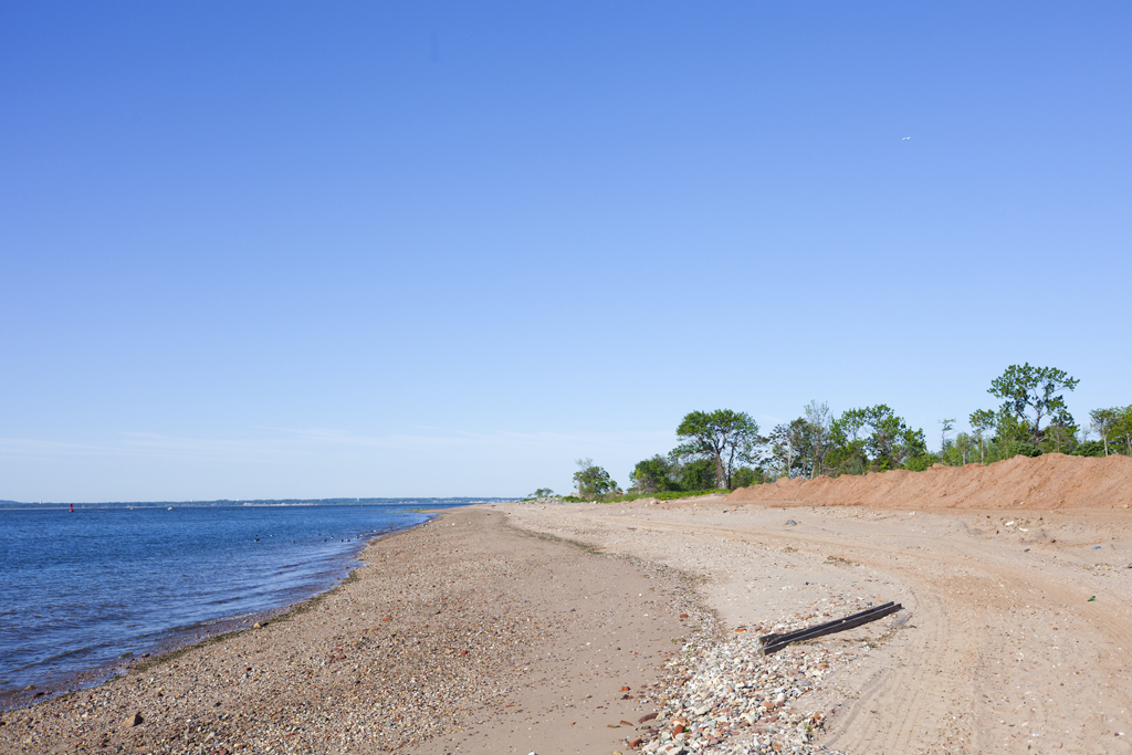 Wolfe's Pond Park Beach
