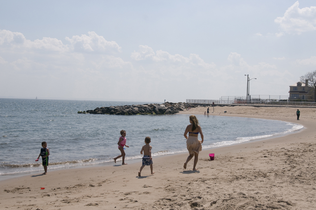 The best NYC beaches for families