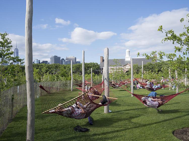 Best outdoor activities for kids in NYC