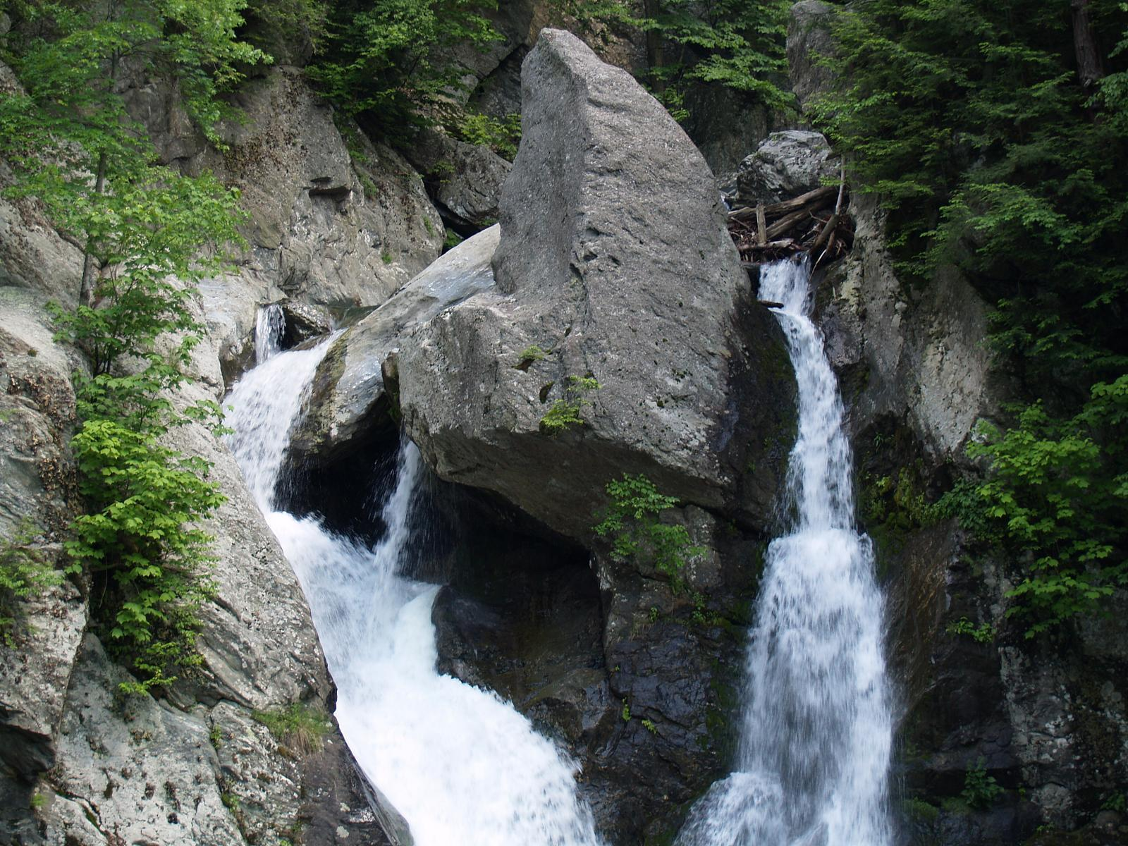 Bash Bish Falls, Mount Washington, MA
