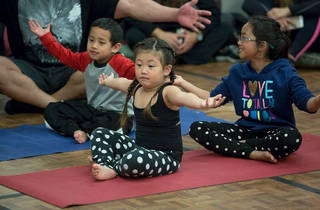 Yoga Journal LIVE Kids Workshops