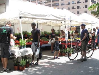 Friends of Morningside Park Farmers' Market