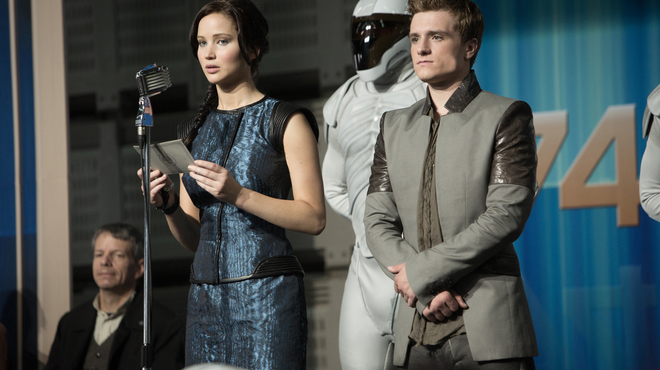 """The Hunger Games: The Exhibition"""